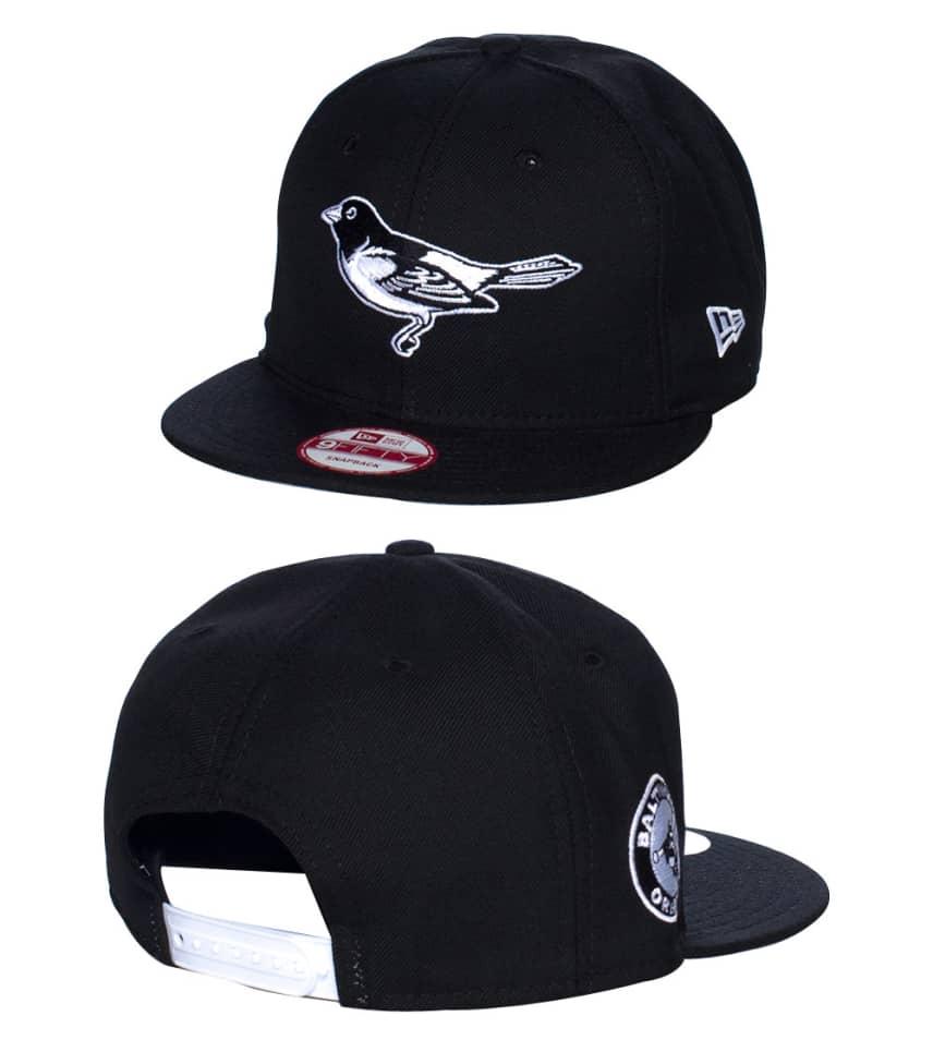 03b23bcd263 New Era Baltimore Orioles Snapback Jj Exclusive (Black) - 70215091 ...
