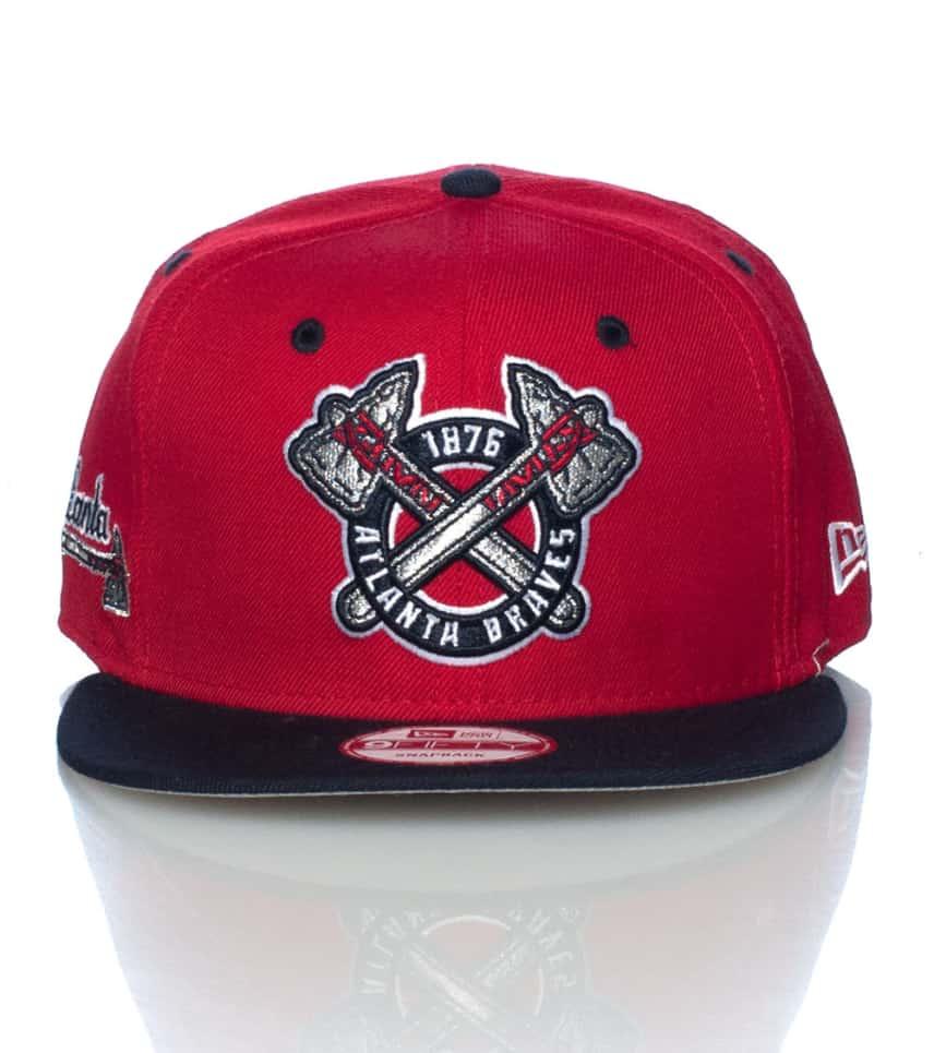 sale retailer 45304 08960 ... low cost new era caps snapback atlanta braves snapback jj exclusive  f4632 8a919
