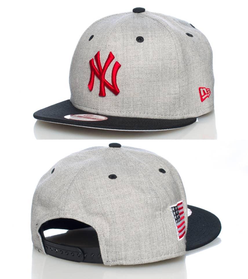 New Era NY Yankees Snapback Cap Jj Exclusive (Grey) - 70221616H ... f11a5701042
