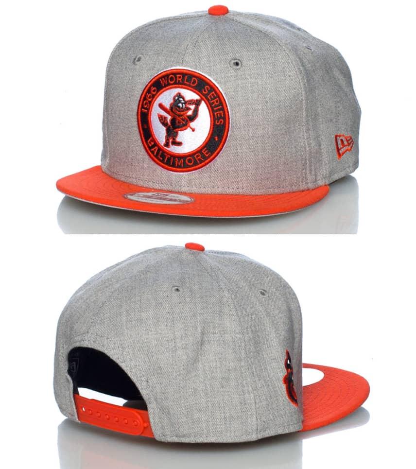 94f004d97f4 New Era Baltimore Orioles Snapback Jj Exclusive (Grey) - 70221668 ...
