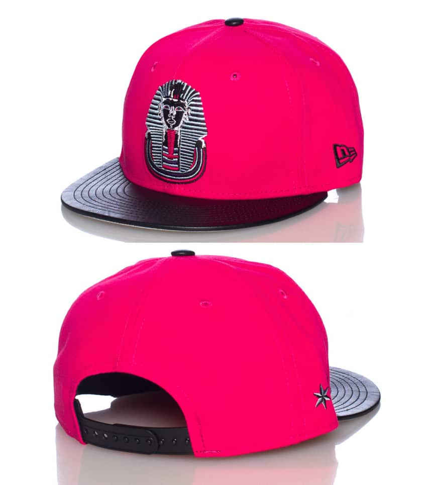 20027f7a6d6f45 New Era PHARAOH SNAPBACK CAP JJ EXCLUSIVE (Pink) - 70229560 | Jimmy Jazz