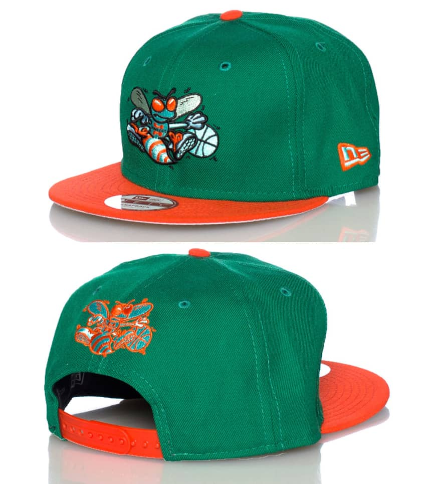 7ba0d61e97bd69 New Era CHARLOTTE HORNETS NBA SNAPBACK CAP (Green) - 70236094 ...