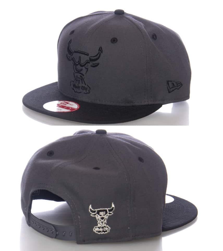a7a53196168 New Era Chicago Bulls NBA Snapback Cap (Grey) - 70255276