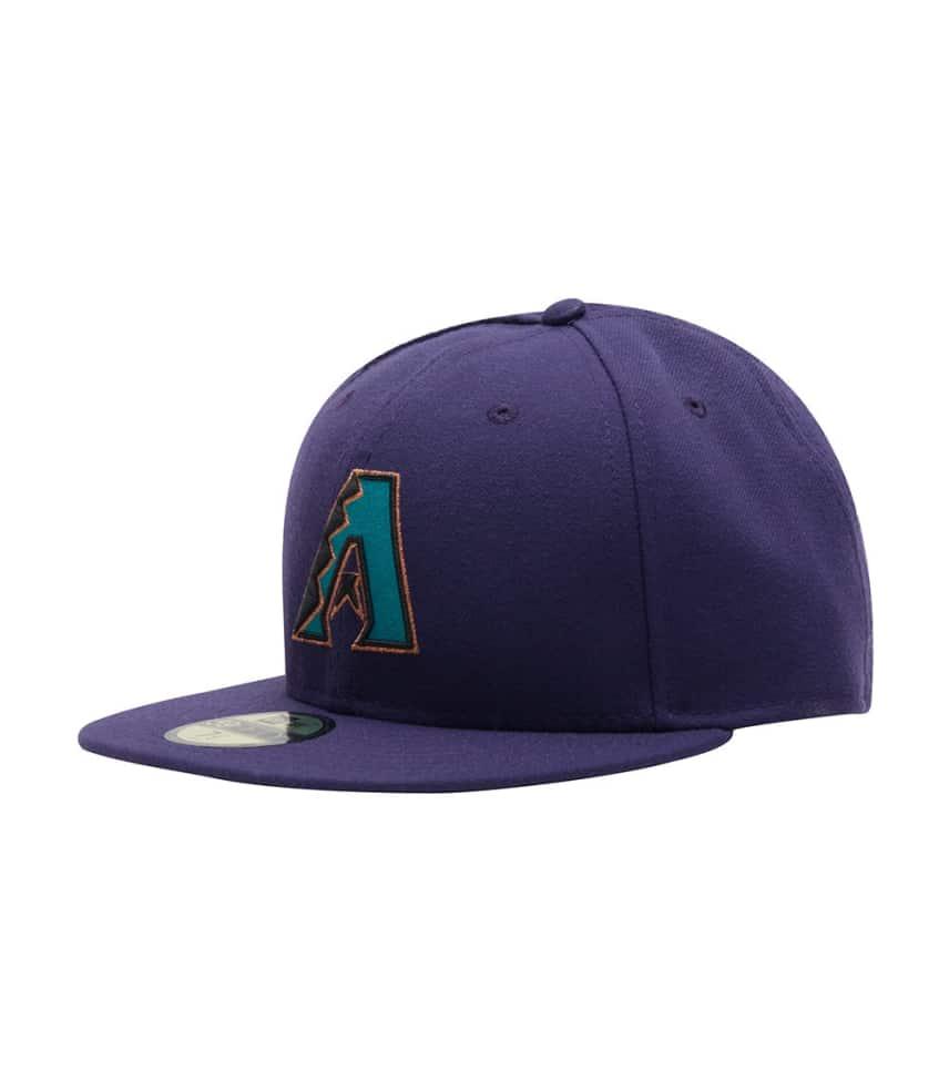 e4adbcf4c15 New Era Arizona Diamondbacks 1998 Fitted (Purple) - 70255316