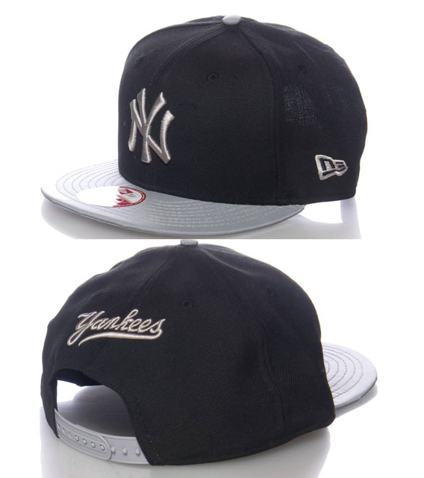 08faadbed3d New Era NEW YORK YANKEES MLB 3M SNAPBACK CAP (Black) - 70257531 ...