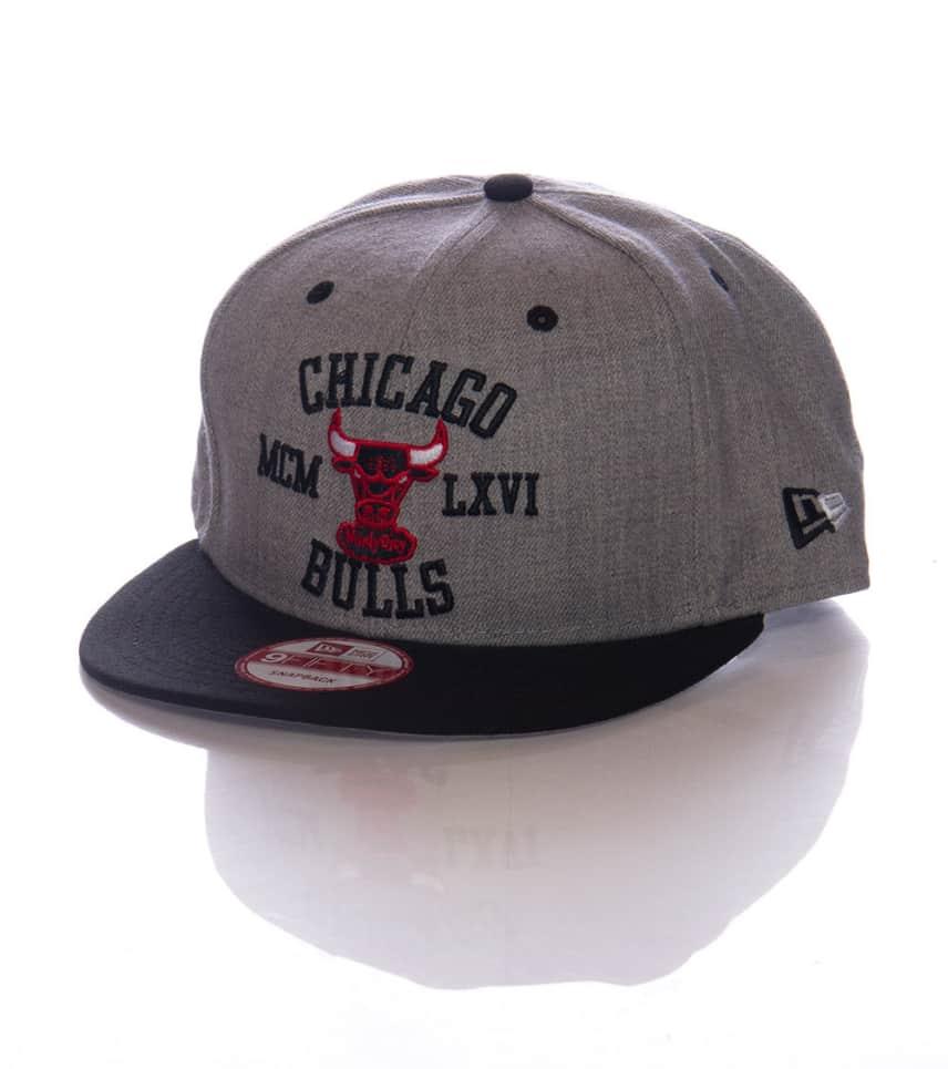 bc41c11a94749 New Era 950 CHICAGO BULLS SNAPBACK CAP (Grey) - 70265875H