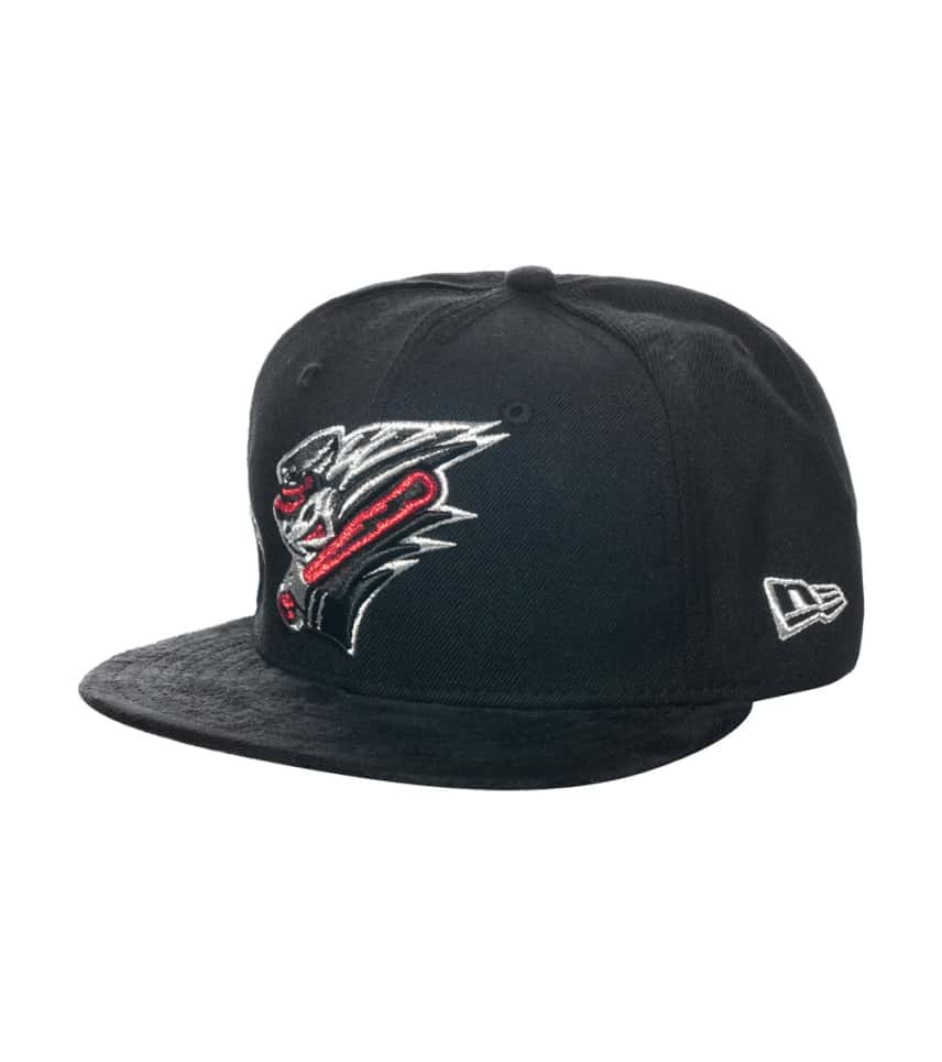 187defe588e New Era SCRANTON WB RAIL RAIDERS SNAPBACK CAP (Black) - 70277675 ...