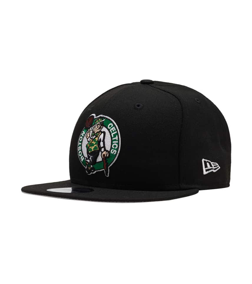 91d877a1 New Era Boston Celtics 9FIFTY Snapback Hat (Black) - 70353217 ...