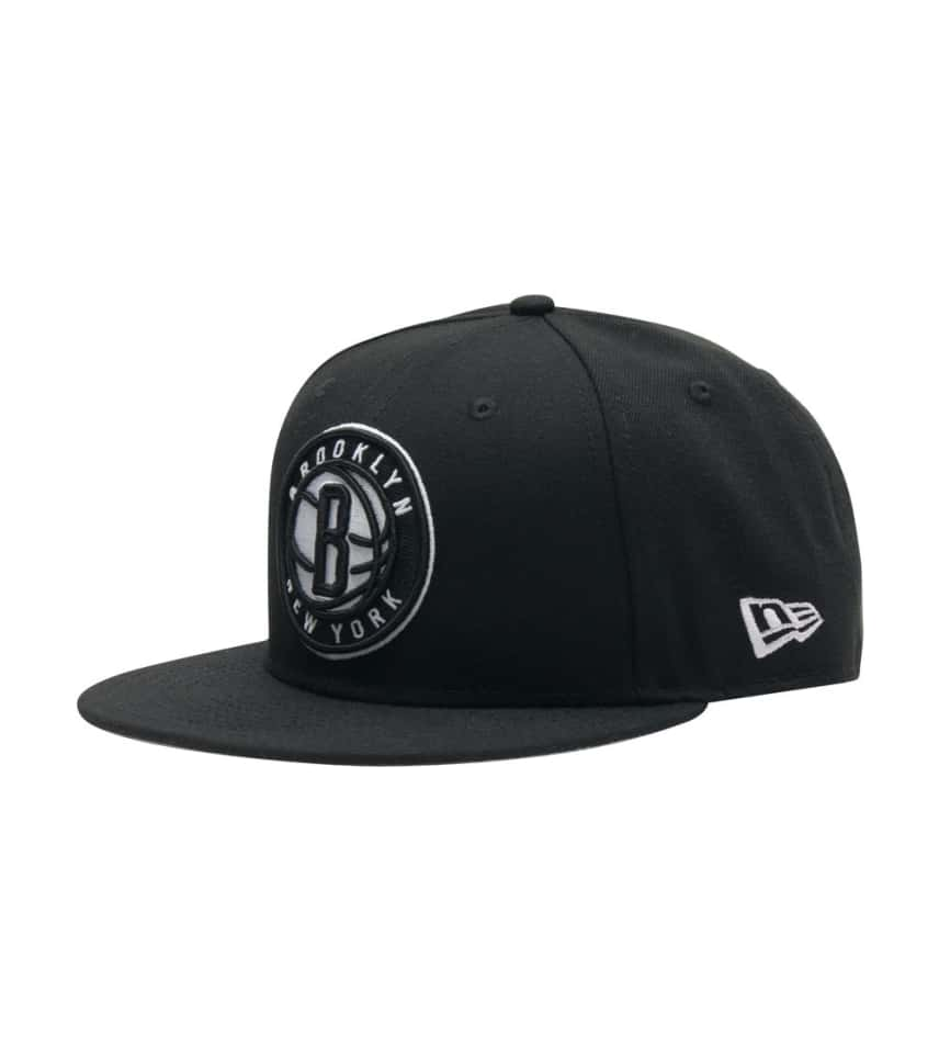 meet 6f8a9 0538d New Era BROOKLYN NETS 950 SNAPBACK HAT