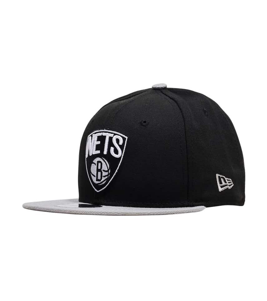 outlet store sale 9f281 7ba11 New Era Brooklyn Nets 9fifty Snapback
