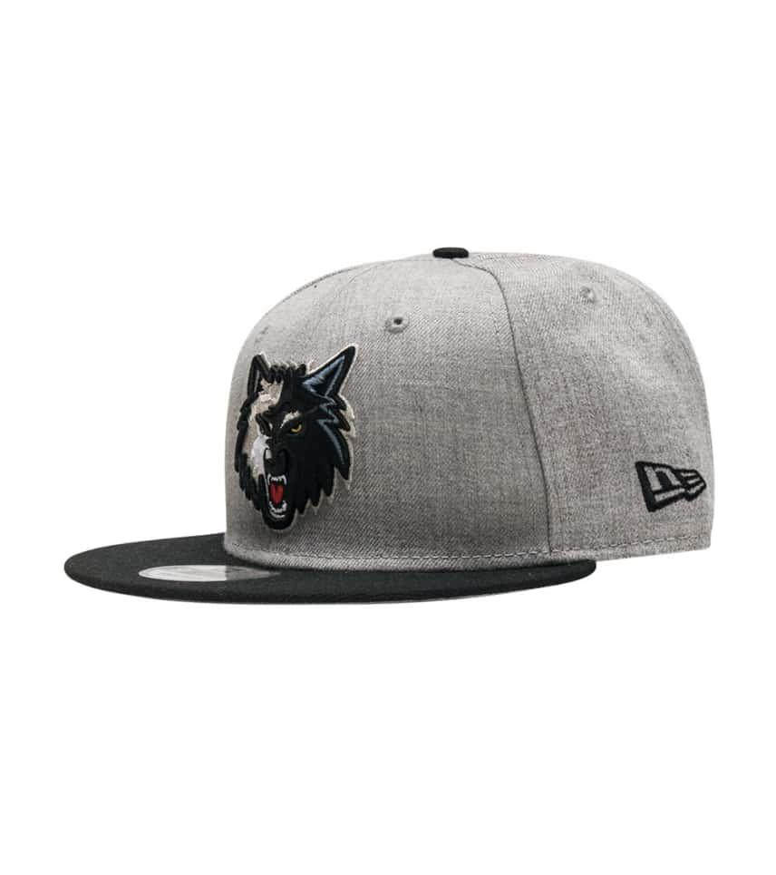 cheap for discount b226c 6addd New Era Minnesota Timberwolves Snapback