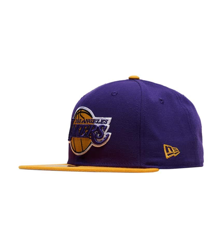 New Era LA LAkers Snapback Hat (Purple) - 70354309  a4fe60f214a