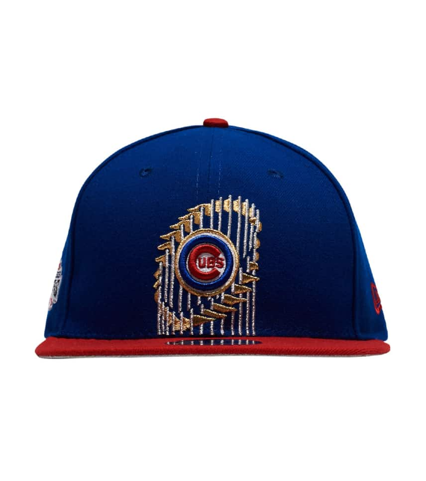 ... New Era - Caps Snapback - Chicago Cubs World Series Snapback Hat ... a6aa6819fce