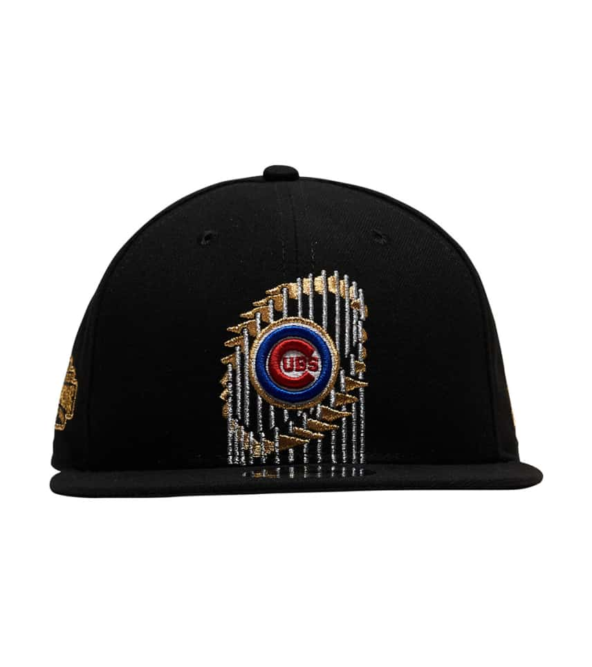 8e07f96c8ce2f ... New Era - Caps Snapback - Chicago Cubs World Series Snapback Hat ...