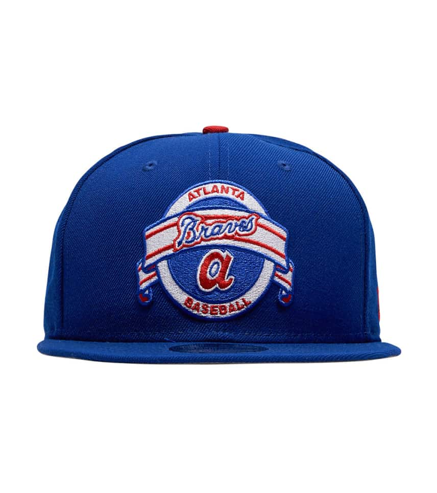 new product 3f573 e5c77 ... New Era - Caps Snapback - 950 Atlanta Braves Cooperstown Cirlce ...