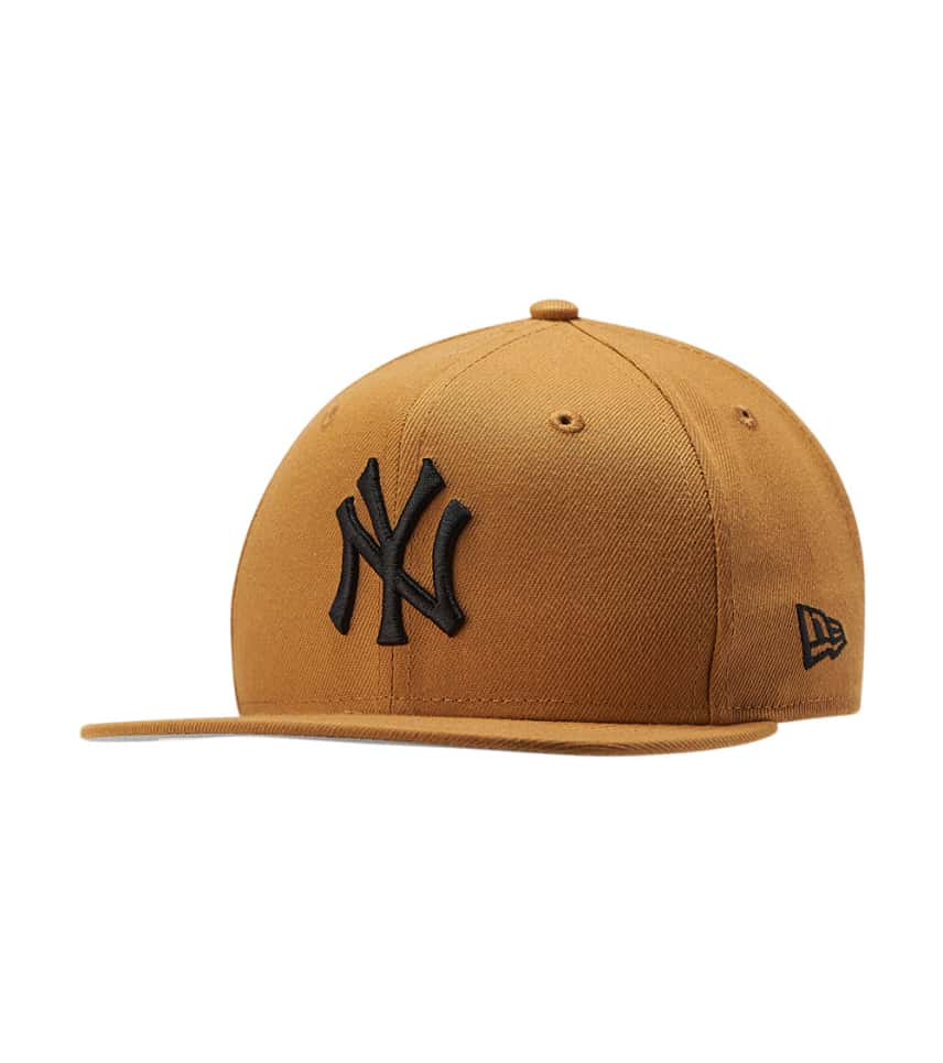 New Era Yankees Flax 9fifty Snapback (Medium Brown) - 70487322 ... 7e99f854e74f