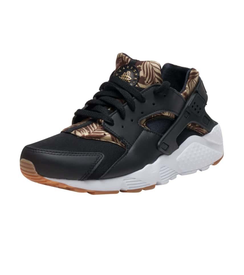 2c0ada029c3 Nike HUARACHE RUN PRINT SNEAKER (Black) - 704943-005