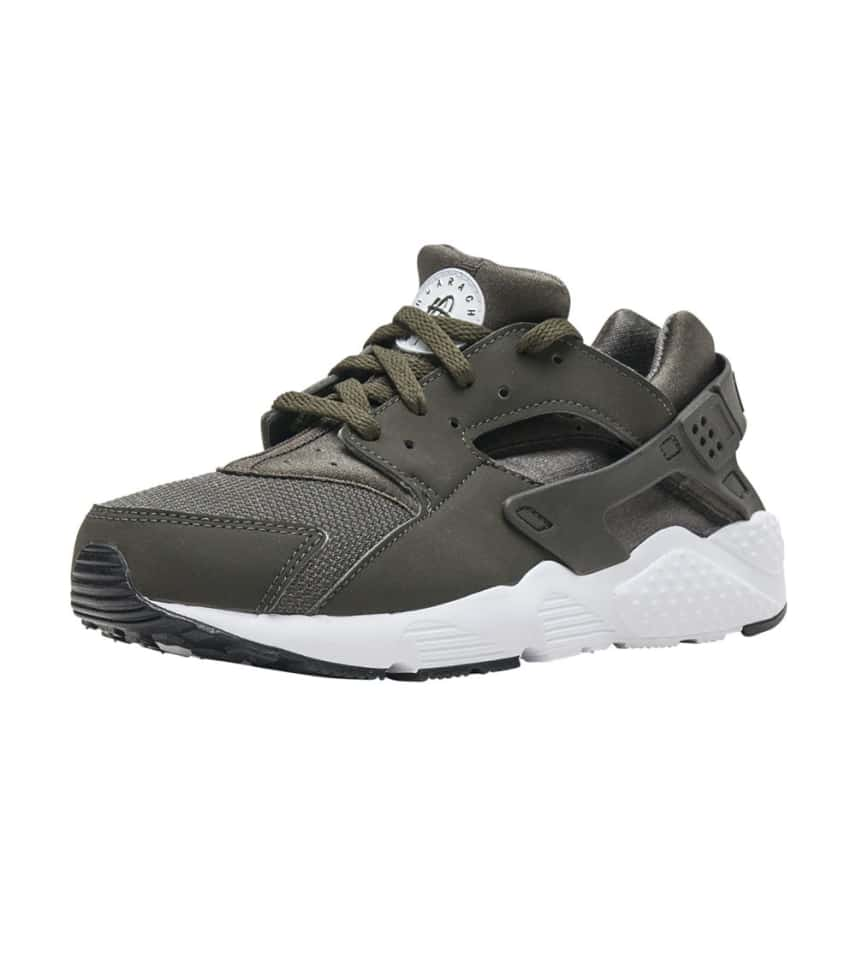 9be844bee8a80 Nike Huarache Run Sneaker (Dark Green) - 704949-301