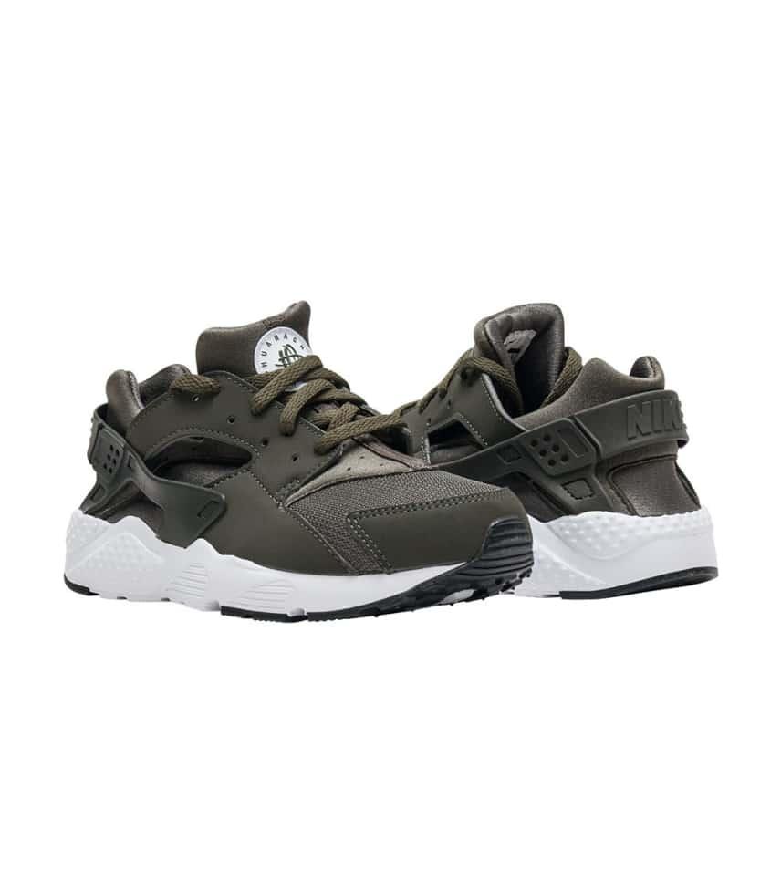 c0f14cafd14ed NIKE Huarache Run Sneaker (Dark Green) - 704949-301