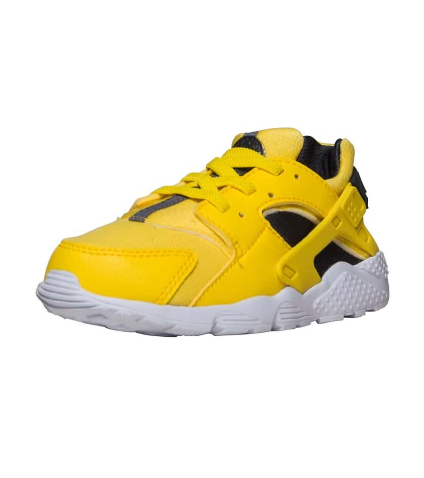 ae9970b72ff2c NIKE HUARACHE RUN SNEAKER (Yellow) - 704950-700