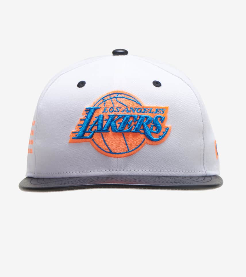 hot sales e5dd1 bc965 New Era Los Angeles Lakers 9FIFTY Snapback