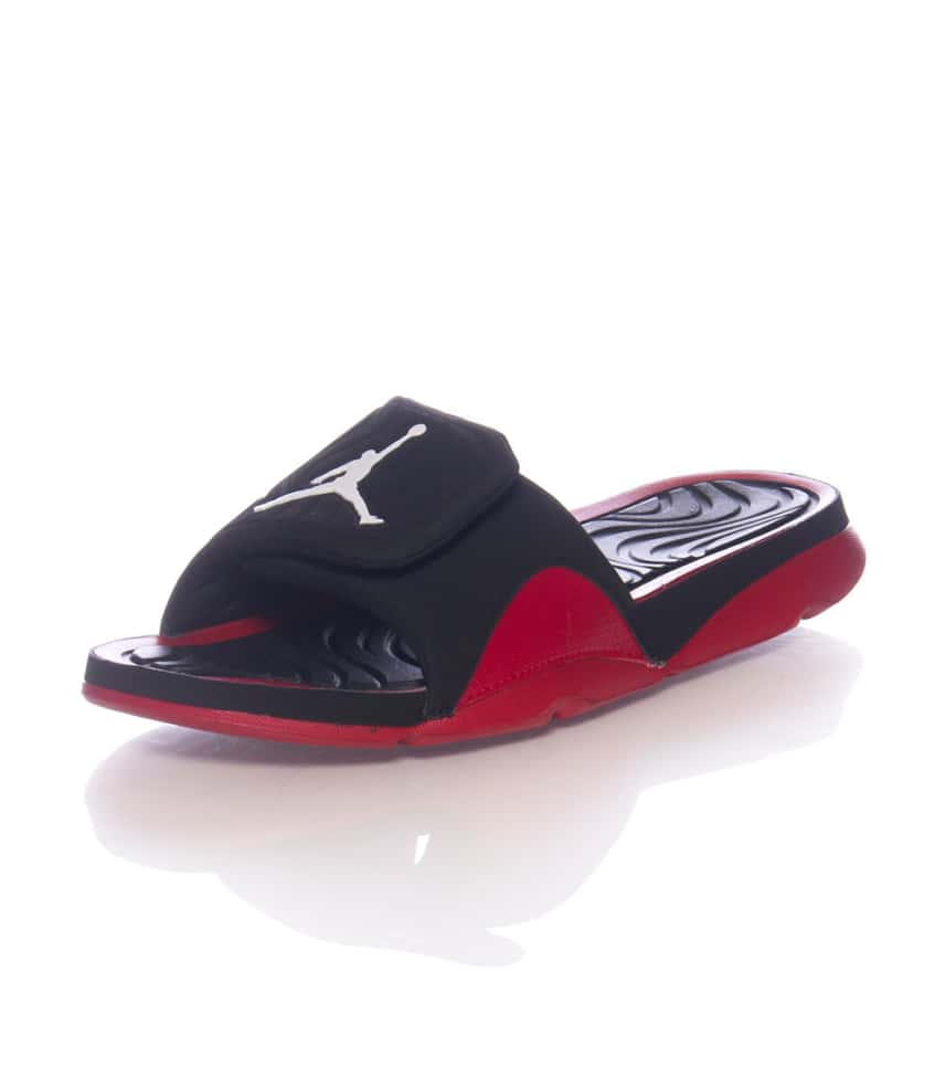 4fb14e712a11b1 JORDAN MENS HYDRO IV RETRO SANDAL Red. JORDAN - Sandals - HYDRO IV RETRO  SANDAL JORDAN - Sandals - HYDRO IV RETRO SANDAL ...