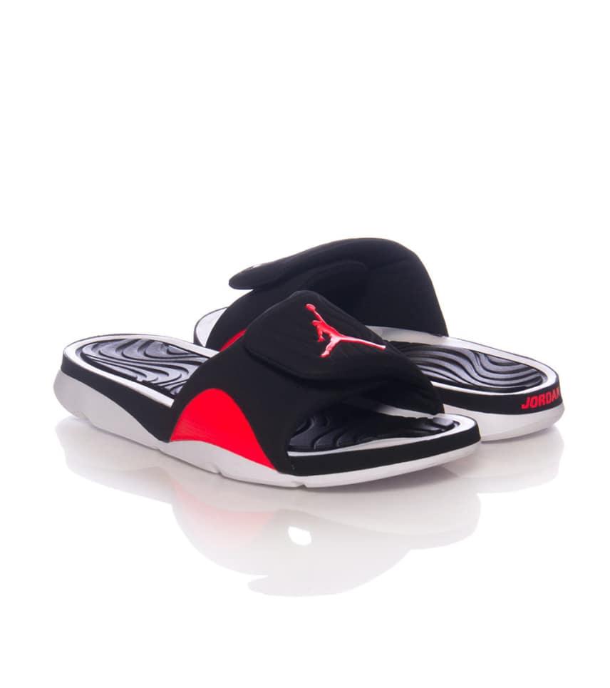 a63c808630a Jordan HYDRO IV RETRO SANDAL (White) - 705163021 | Jimmy Jazz