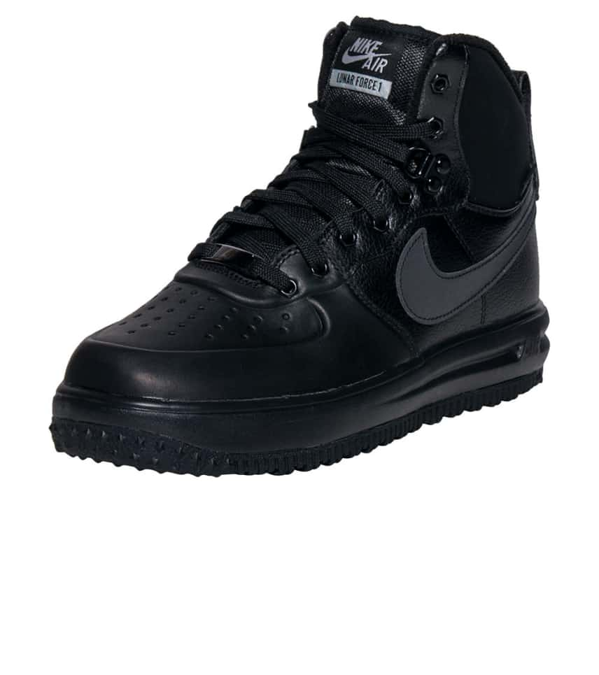 Nike Lunar Force 1 Sneakerboot (Black) - 706803-002  7c76cac227