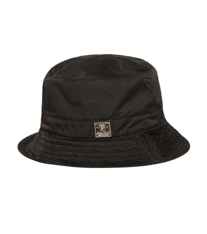 Polo Bucket Hat (Black) - 710562800001  dbd16598dcf