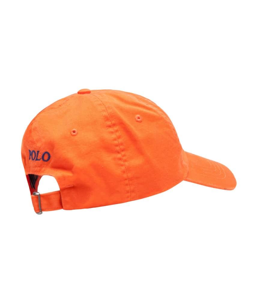 8eebbb65 Polo CLASSIC SPORT STRAPBACK CAP (Orange) - 710594331011 | Jimmy Jazz