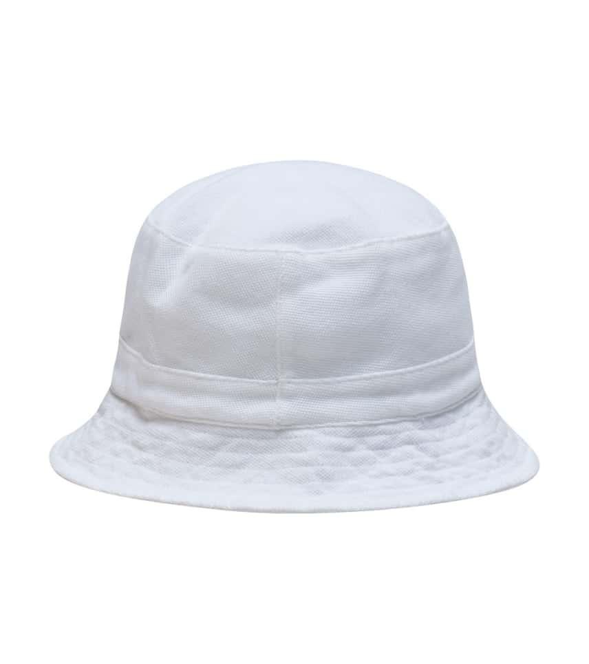 1b6573ffa11 POLO LOFT BUCKET HAT (White) - 710594366001