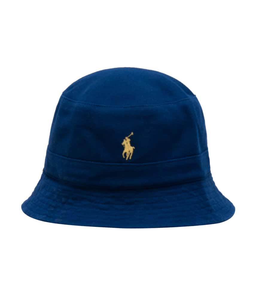 Polo Loft Bucket Hat (Navy) - 710594366005  65920605061