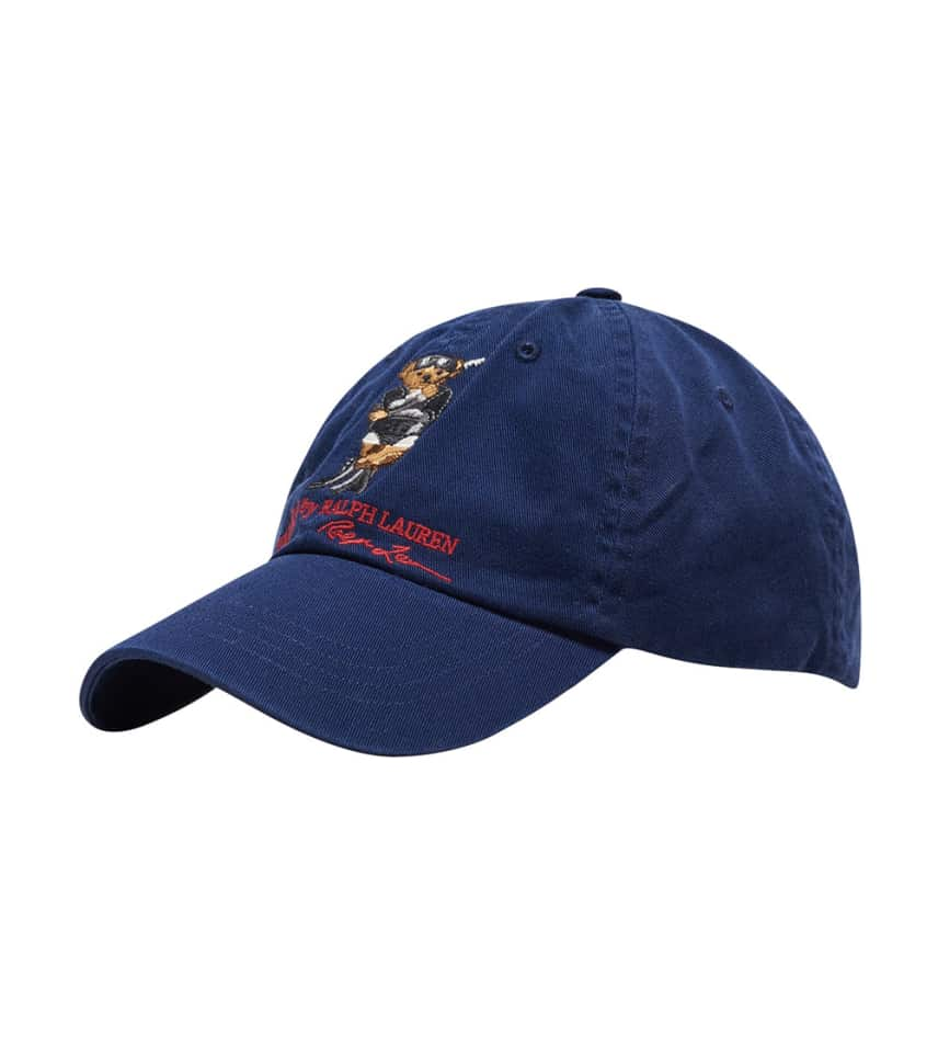 57195821cca1d2 POLO Classic Sports Bear Cap (Navy) - 710706538003