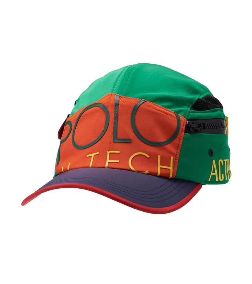 Polo Hi Tech 5 Panel Hat (Multi-color) - 710720750001  edcf52ae852