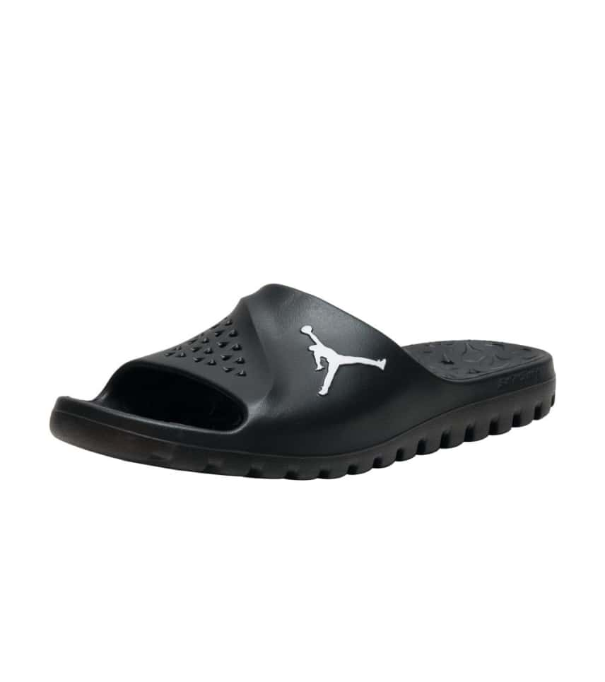 2e439f0794cf8 Jordan SUPER.FLY TEAM SLIDE SANDAL (Black) - 716985-011
