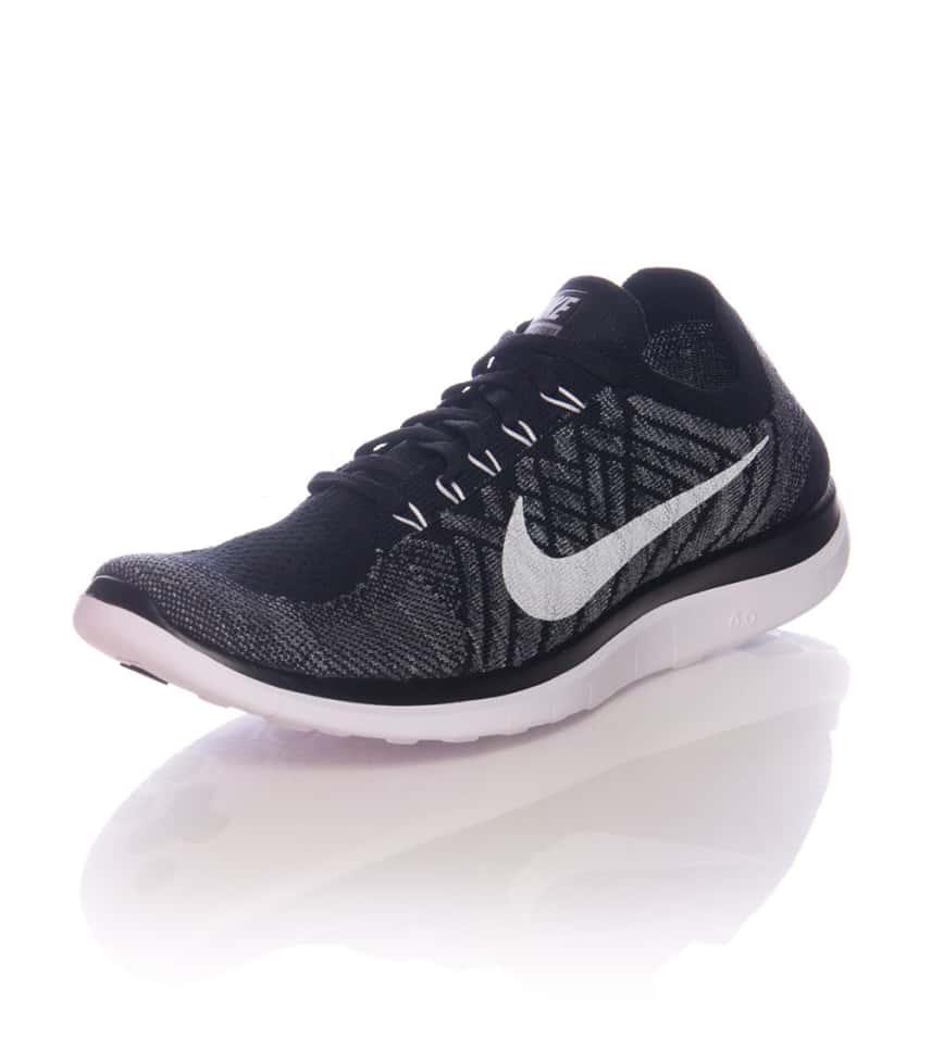 Nike FREE 4.0 FLYKNIT SNEAKER (Black) - 717075001  f2c9e091e