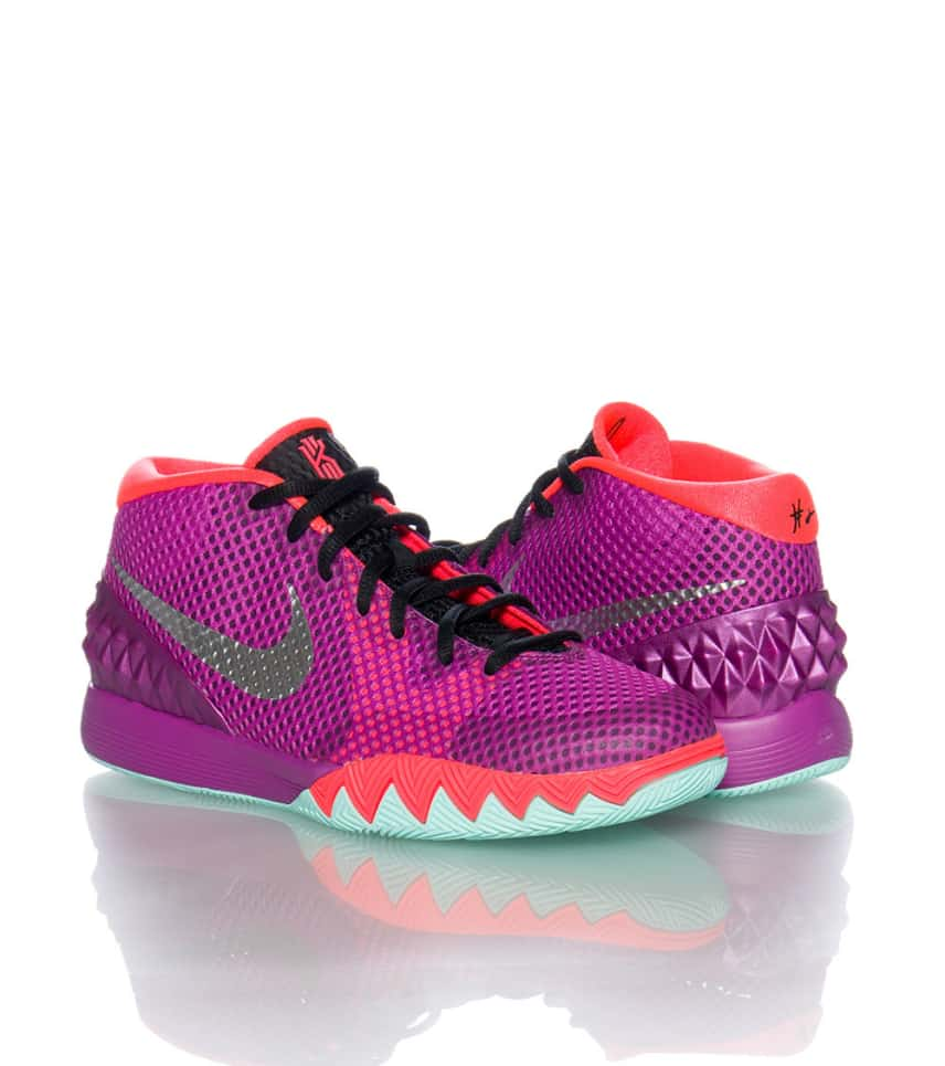 reputable site de784 0a6ba new arrival 364be f6ef5 kyrie 1 pink and purple nike ...