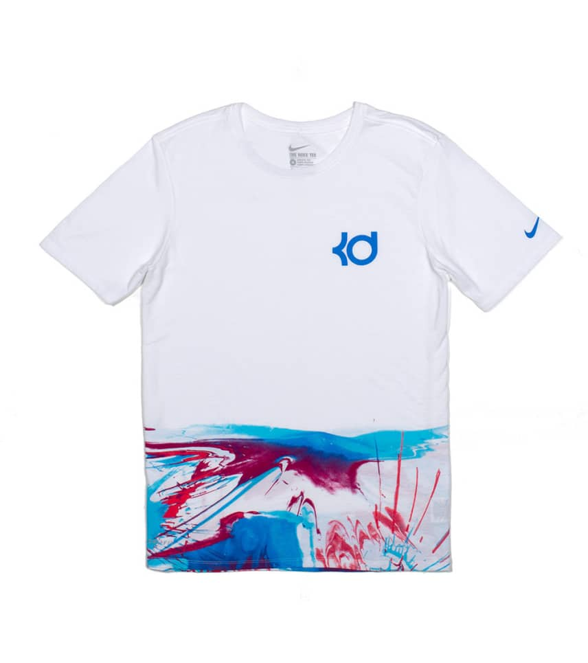 4720bba82 NIKE QT KD 4TH OF JULY TEE.  9.95orig  40.00. COLOR  White. NIKE - Tees and  ...