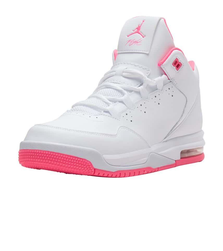 c802b771d485bb JordanFlight Origin 2 Sneaker.  29.95orig  90.00. COLOR  White