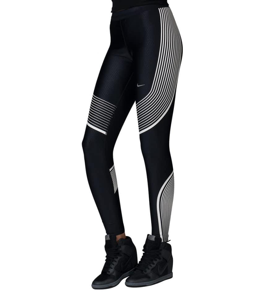 NIKE SPORTSWEAR Nike Power Speed Tight (Black) - 719784-015  c0f8df687