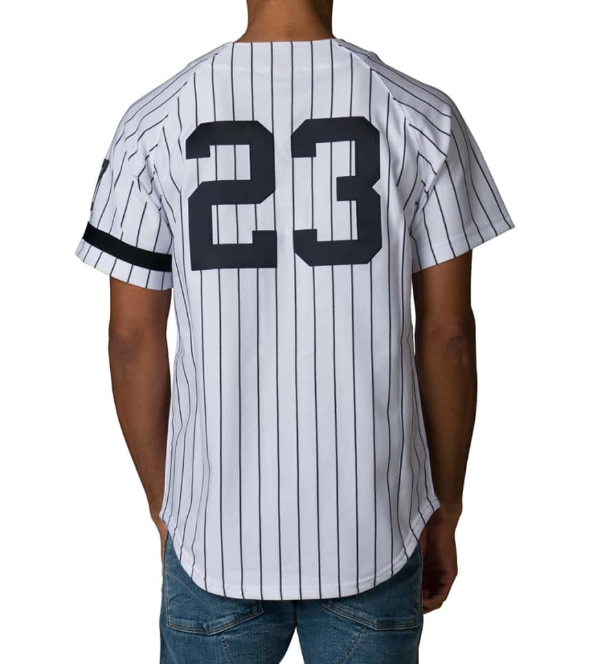 ad8936fd ... Mitchell and Ness - Button Down Shirts - New York Yankees Don Mattingly  Jersey ...