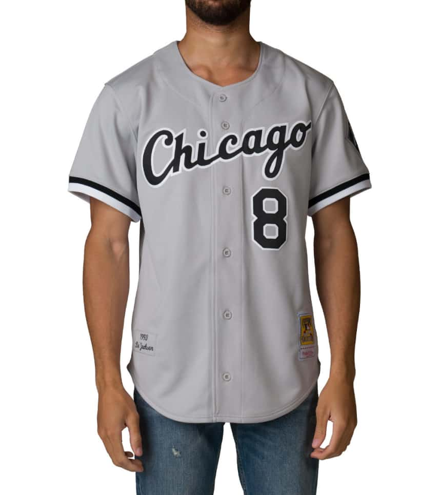 newest collection 64797 e8c66 bo jackson chicago white sox jersey