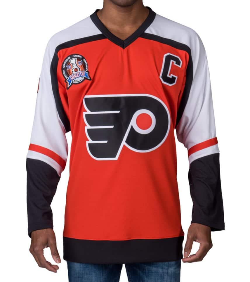 Mitchell and Ness Philadelphia Flyers Nhl Jersey (Orange) - 72325PF ... e051405ef6a