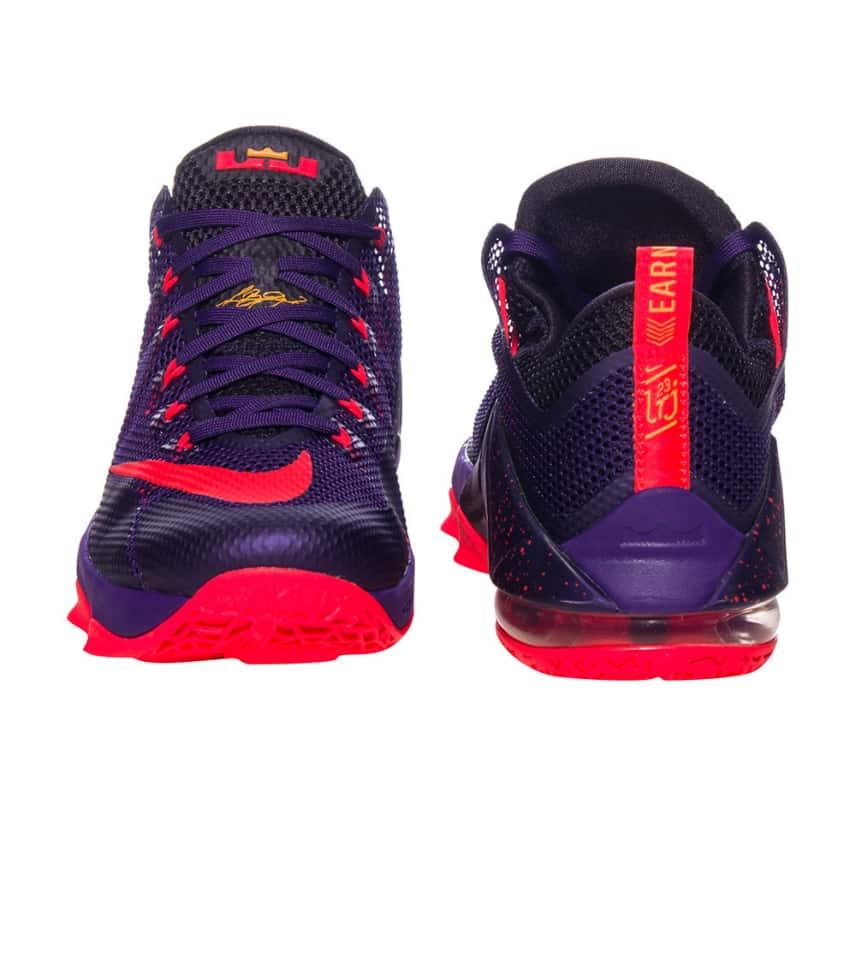 6f19b5f2c978a Nike LEBRON XII LOW (Purple) - 724557-565