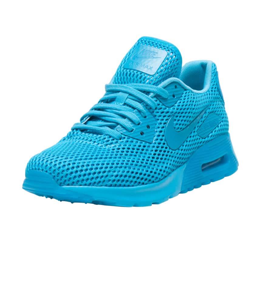 NIKE SPORTSWEAR Air Max 90 Ultra Breathe Sneaker (Blue) - 725061-401 ... af57944088