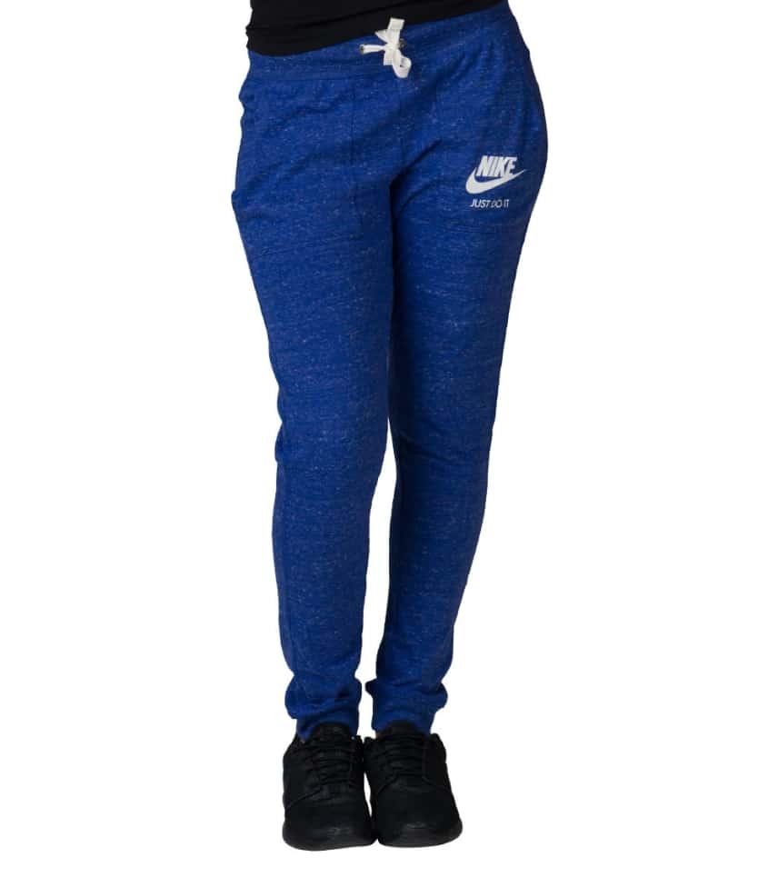 c80dcc95470b Nike NIKE GYM VINTAGE PANT (Blue) - 726061-455