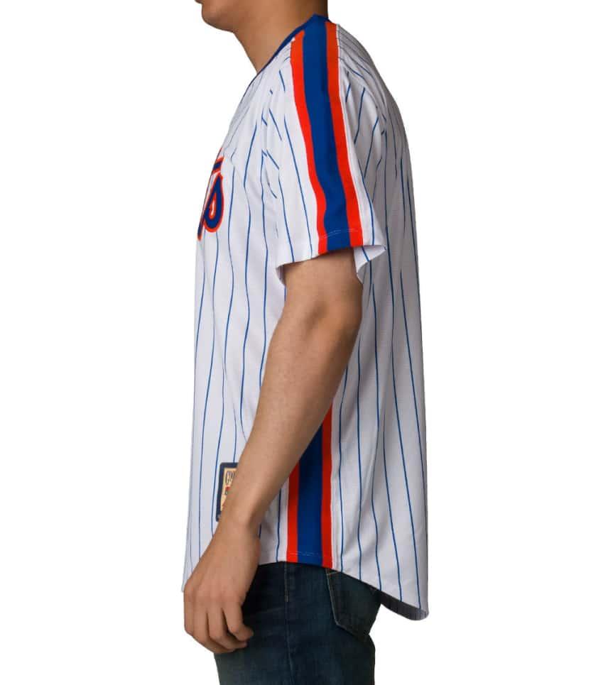 4e8636f2577 Majestic New York Mets 1969 Replica Jersey (White) - 7267NMTPNM ...
