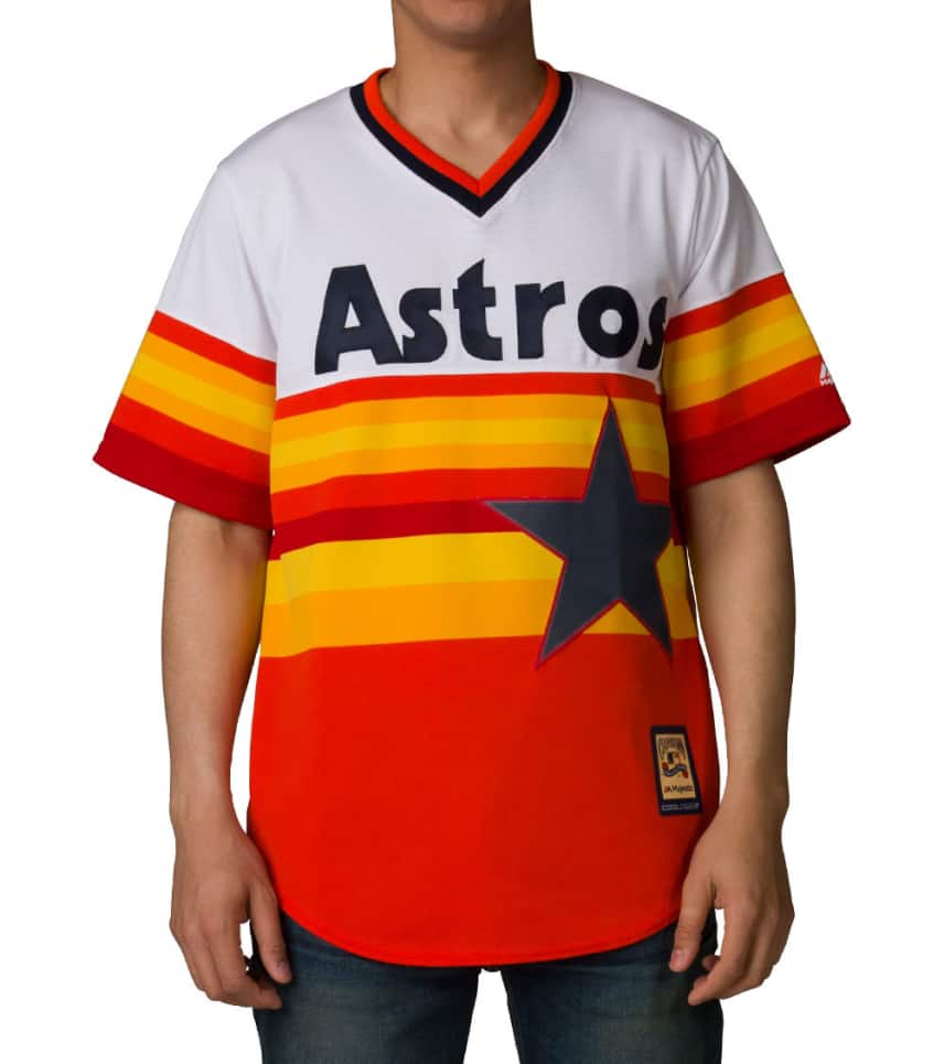203ad1eaa66 Majestic Houston Astros 1986 Replica Jersey (White) - 726XHSTOHS ...
