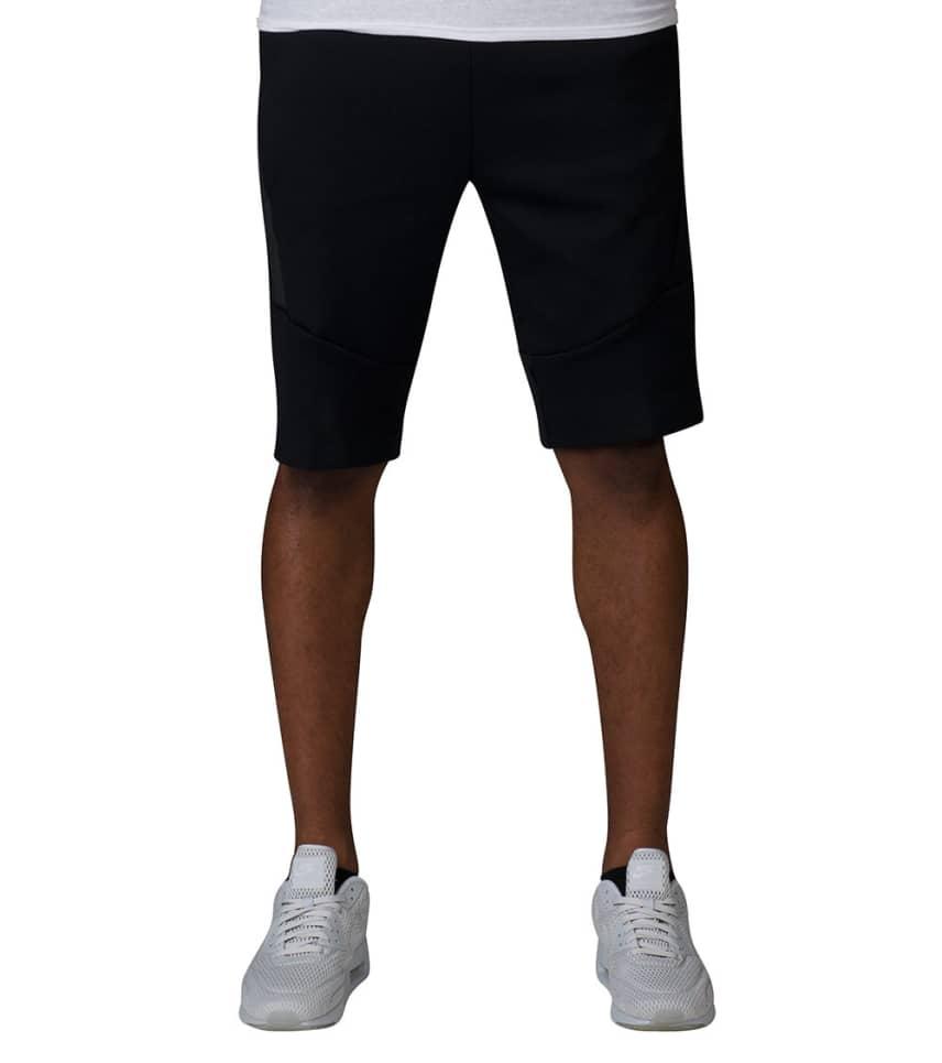 NIKE SPORTSWEAR Nike Tech Fleece Short (Black) - 727357-010  bd3d3c3ce708
