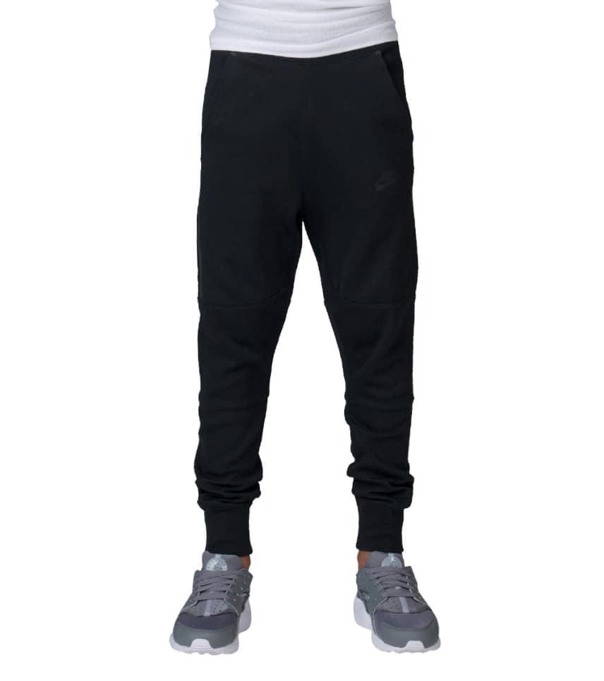 60dbecf3ef6a Nike BOYS TECH FLEECE PANT (Black) - 728207-010